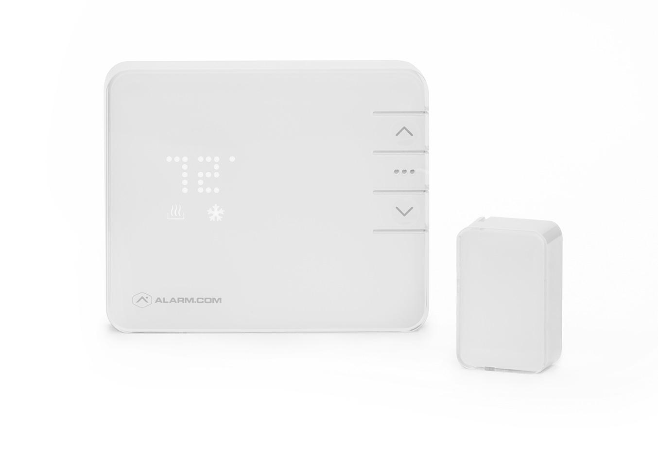 Smart Thermostat with Temp Sensor
