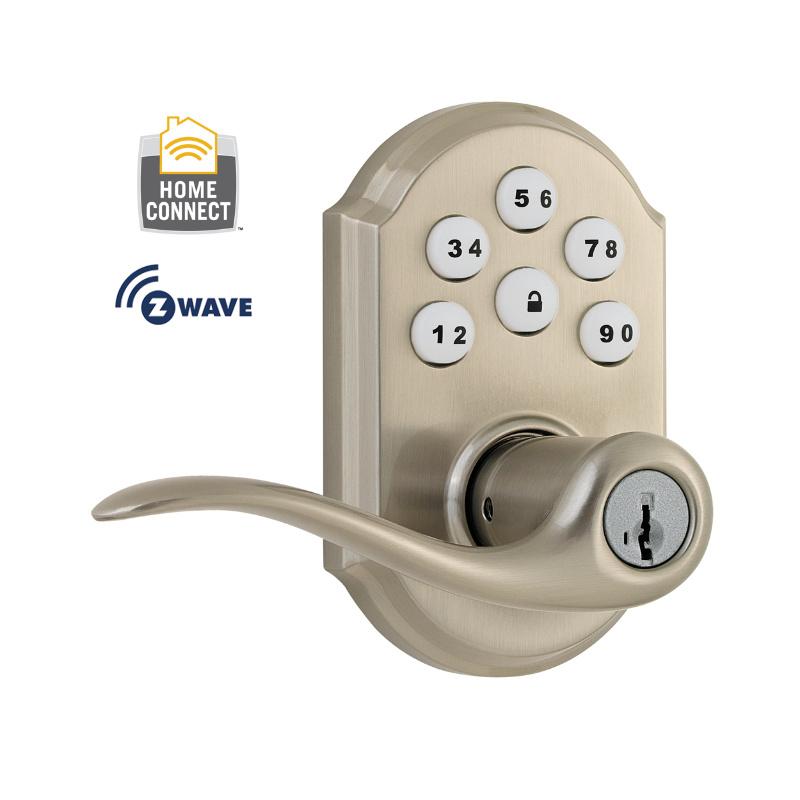 Kwikset Keypad with Lever
